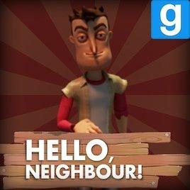 Hello Neighbor - The Player [PM/NPC/Ragdoll]
