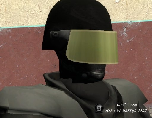 SCP:CB Guard Player Model & NPC