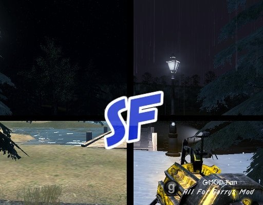 (Update 1.5) StormFox - Environment mod
