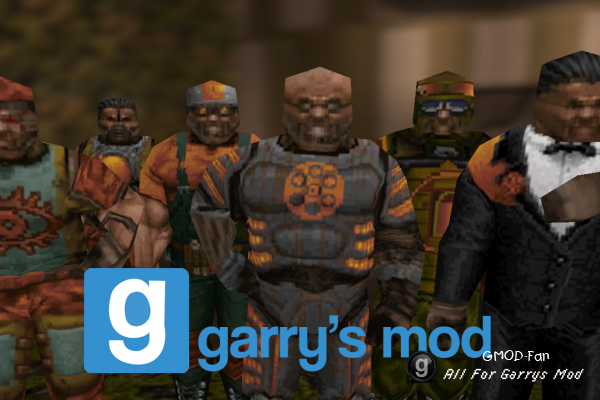 Team Fortress Model Pack