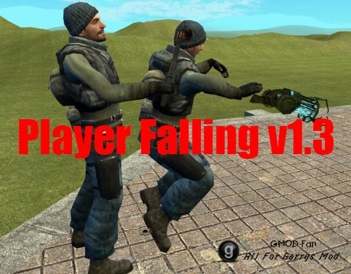 Player Falling v1.3