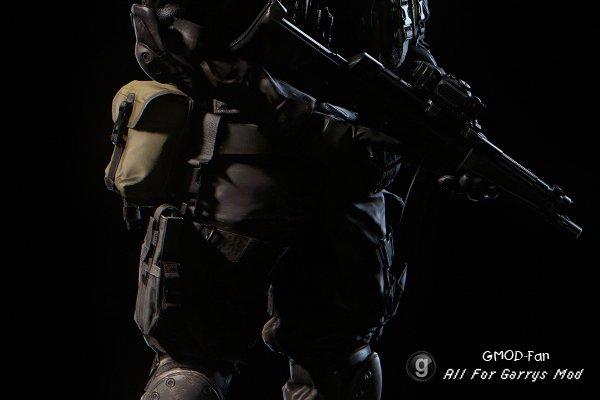 Resident Evil 2 Remake - Hunk [PM, NPC, Ragdoll]