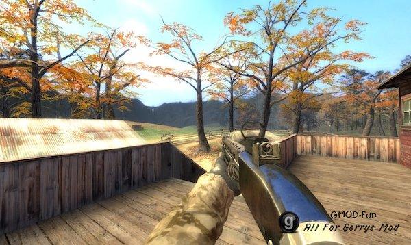 Call of Duty 4: Modern Warfare Shotguns