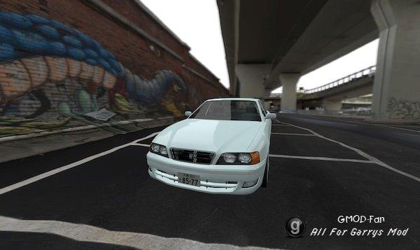 CrSk Autos - Toyota Chaser Tourer V X100 1998