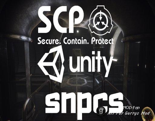 SCP Unity SNPCs