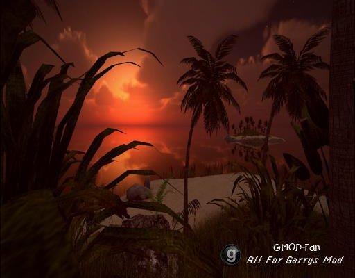 Sunset Island v2