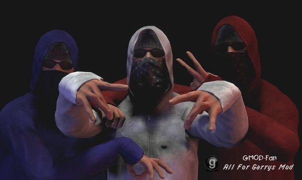 Gang Members (PM & NPC)