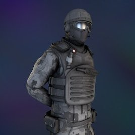 SCP: Unity Guard [Playermodel]