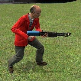 Melon Gun!