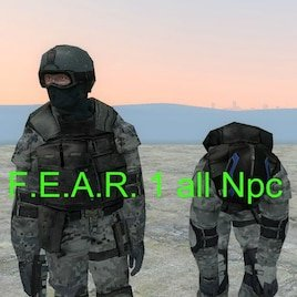 F.E.A.R. Npc
