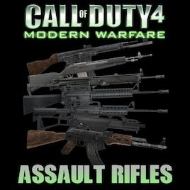 Call of Duty 4: Modern Warfare Assault Rifles