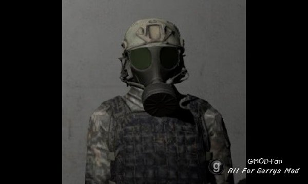 SCP: Secret Laboratory Chaos Insurgency Playermodel