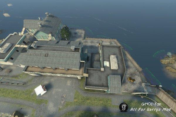 Danger Zone Blacksite! (CS GO MAP!)