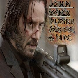 John Wick (Player Model & NPC)