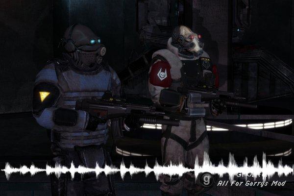 New sound combine + metropolice