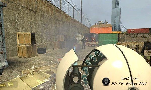 Rocket Sentry SWEP