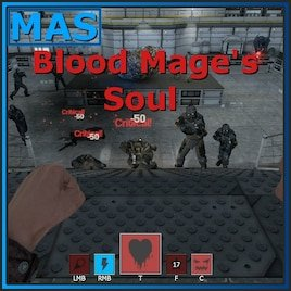 [Ability SWEP] Mages Soul