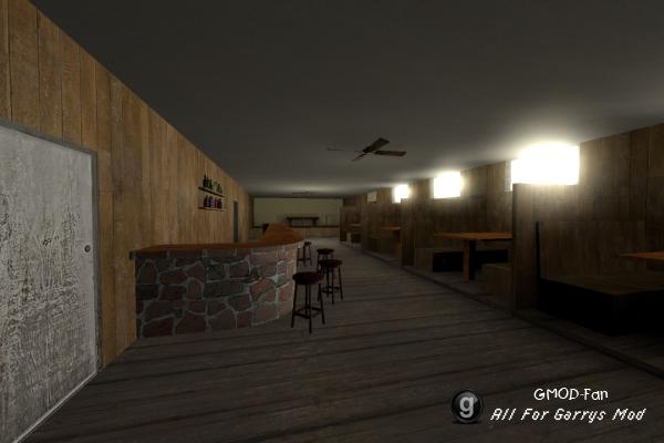 GTA SA Interior Bar Lil' Probe'Inn