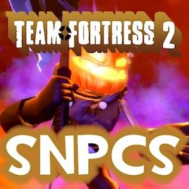 Team Fortress 2 SNPCs - Halloween