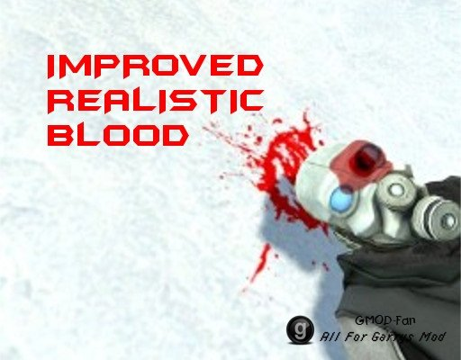 Improved Realistic Blood