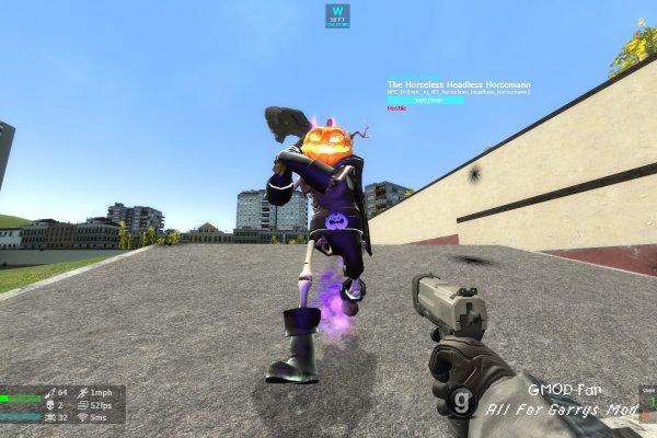 Team Fortress 2 SNPCs - Halloween