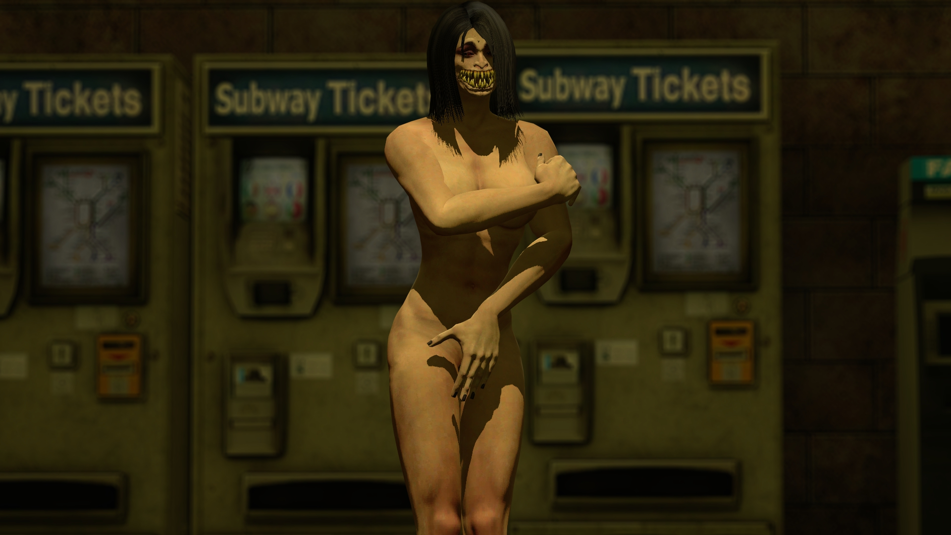 Nude gmod player models nudes scenes