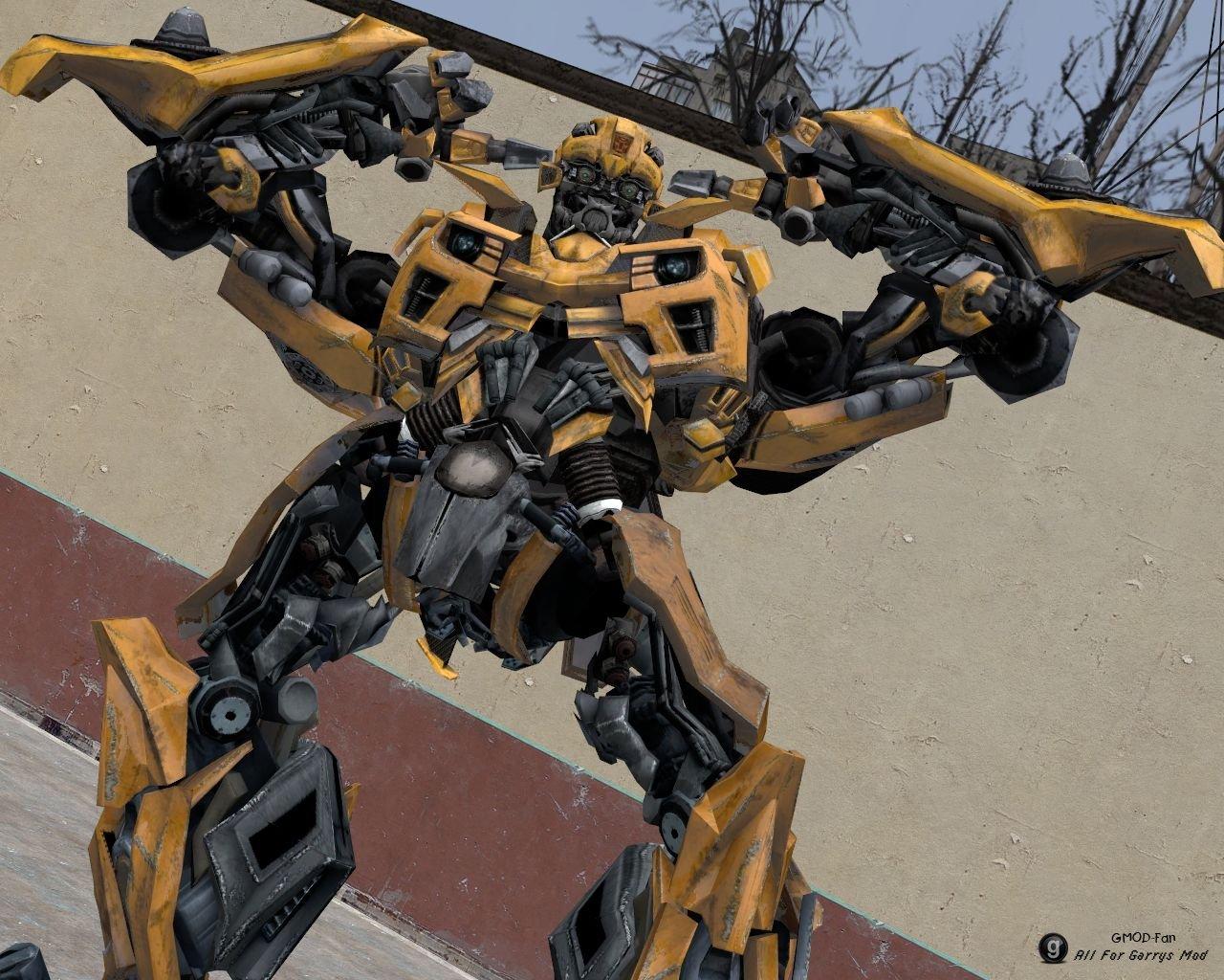 "Регдоллы. www.GMod-Fan.ru - Все для Garry's Mod.  Облако тегов.   ""Bumblebee."