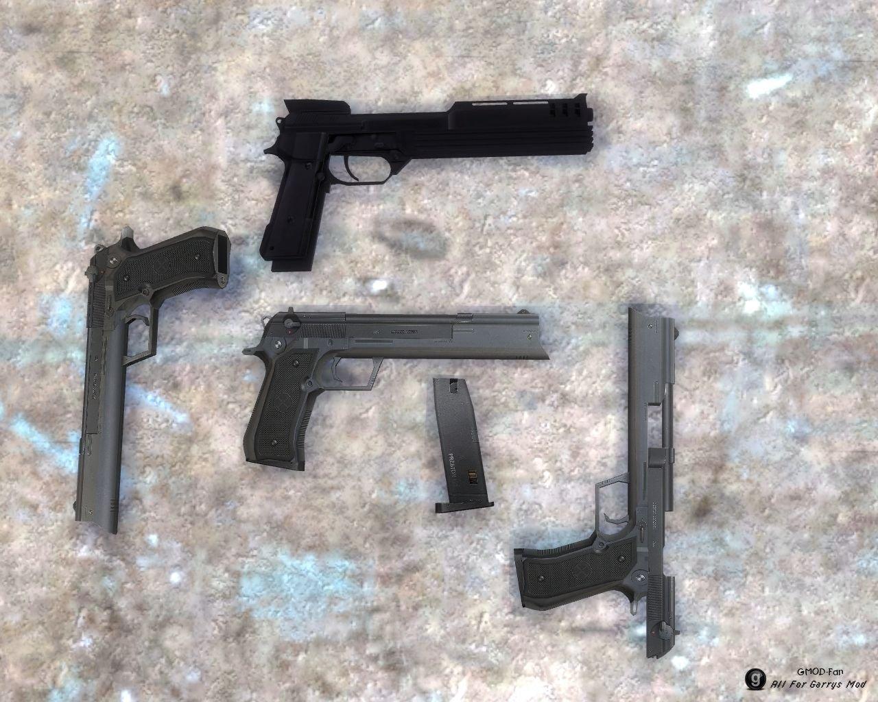 Фото пистолета робокопа 4