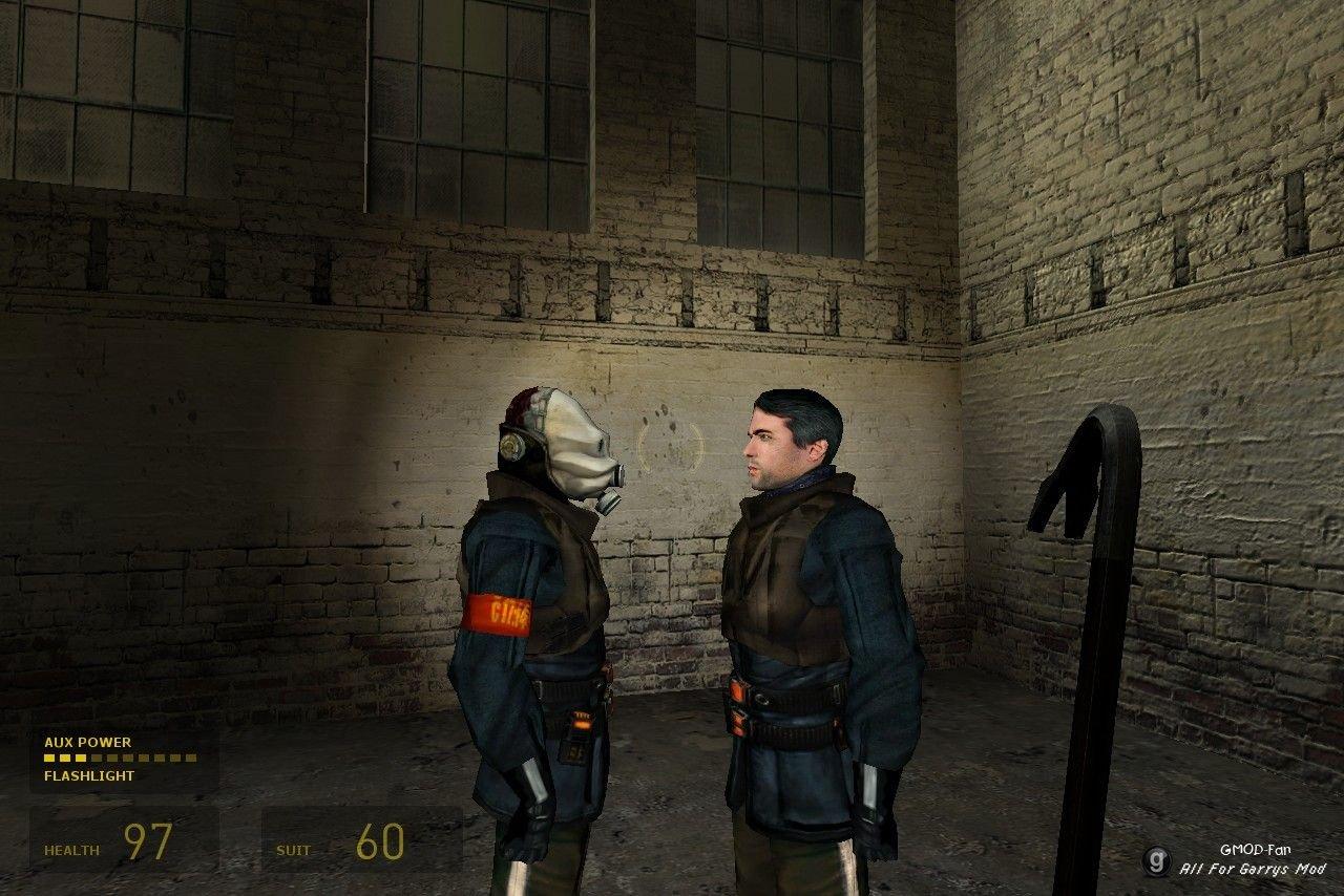 Half Life 2 Beta Скачать