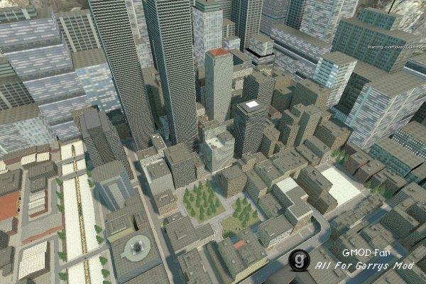 Скачать карту big city для minecraft - 01e25