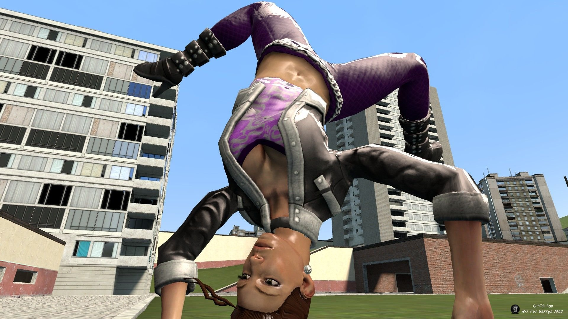 Saints row naked sex nackt pic