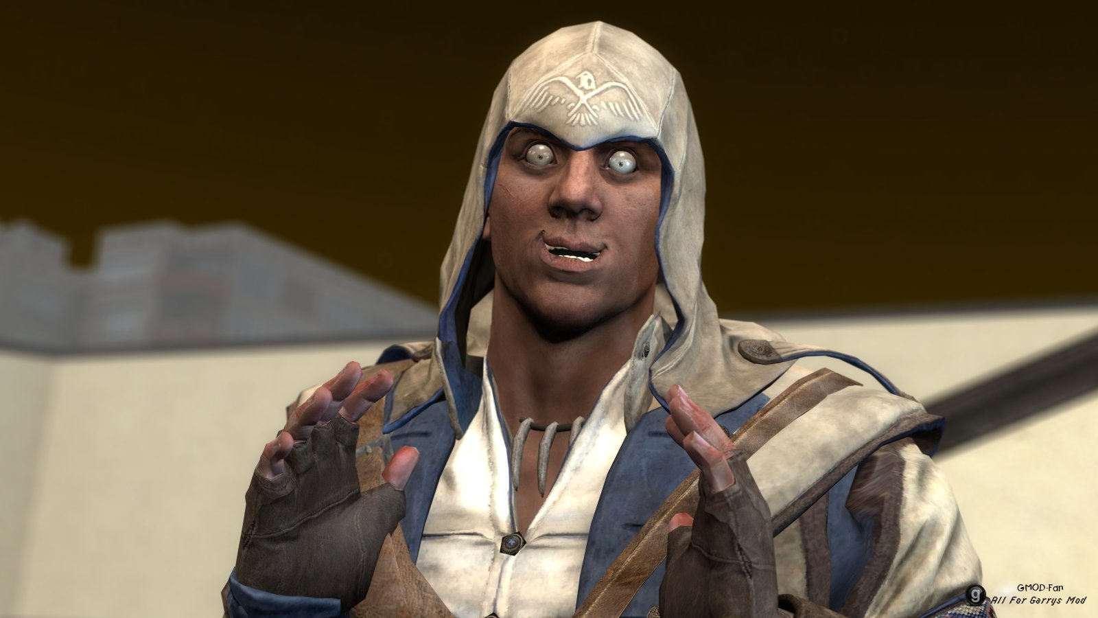 Connor Kenway Meme