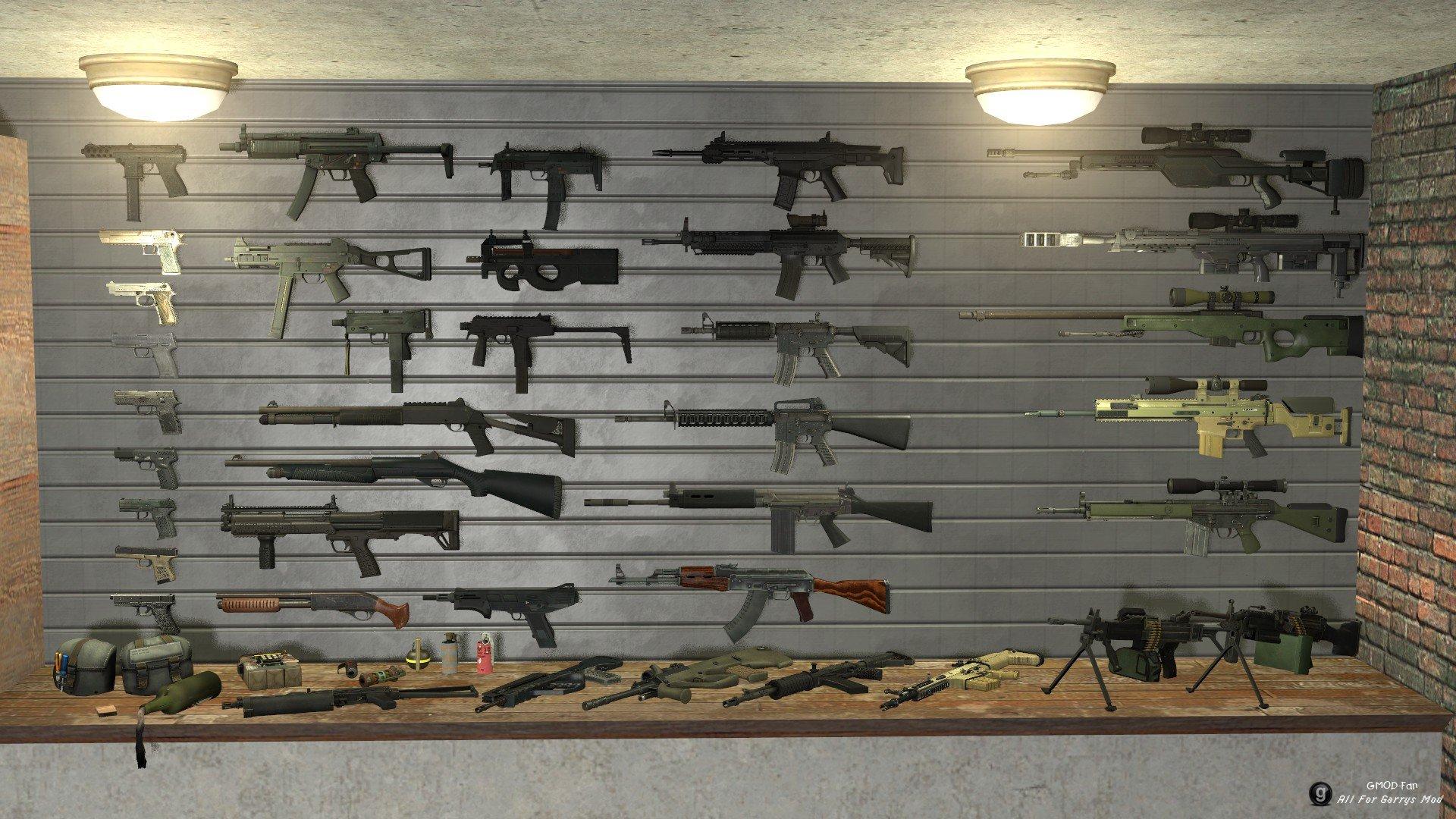 Глушители для оружия