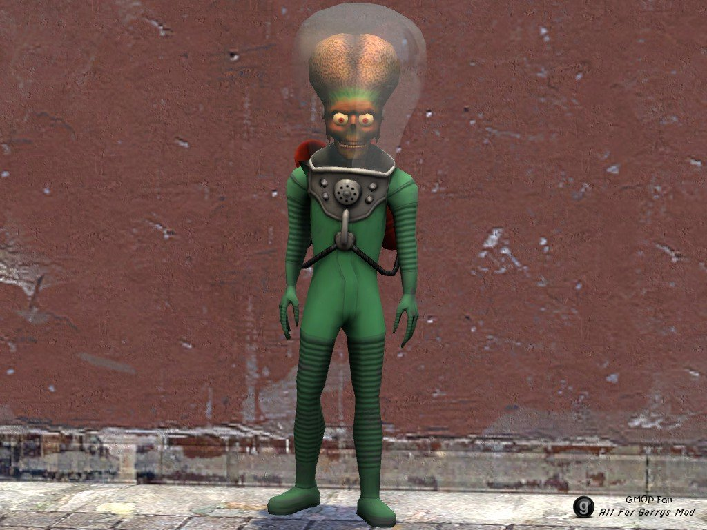 aliens from mars - photo #43