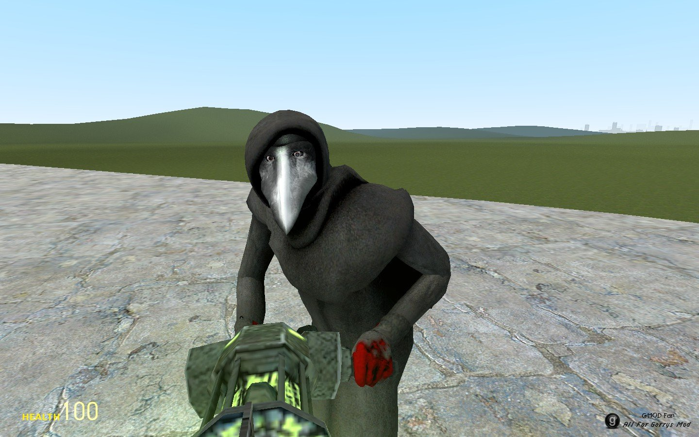 how to change player model in gmod