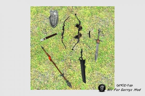 Medieval Weapons - KC