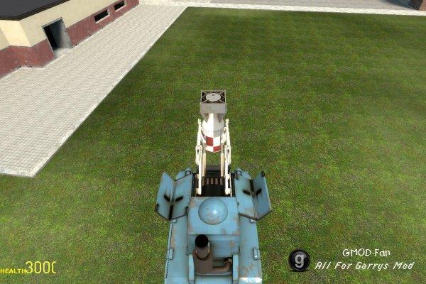 Как сделать турель в garry's mod 13
