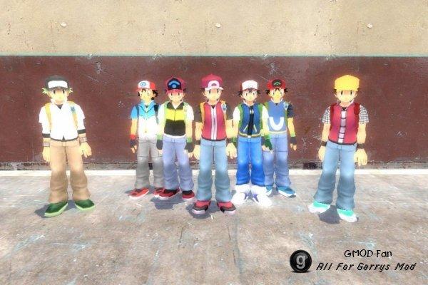 Pokemon Trainer�s