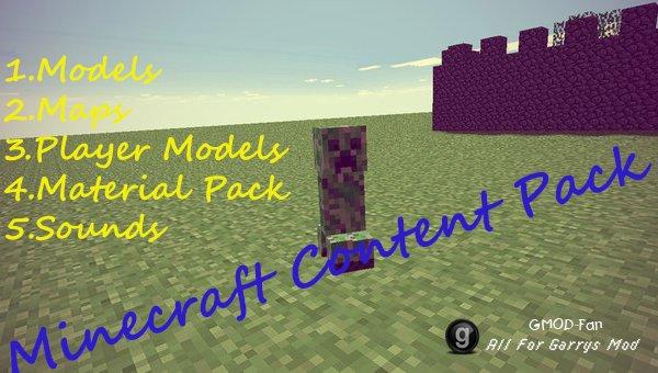 Minecraft Content 2014