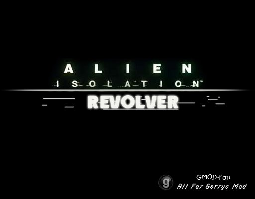 Alien Isolation - Revolver