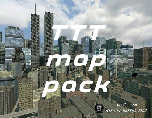 TTT Map Pack Part 1, 2, 3