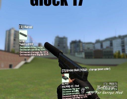 Glock 17 [CW 2.0]