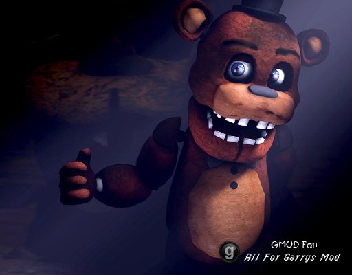 Withered Freddy and Golden Freddy