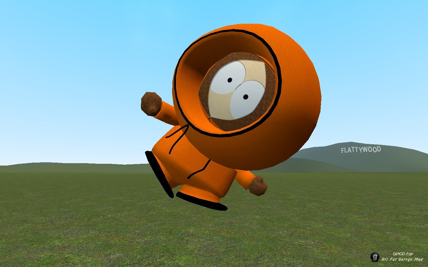 Kenny Mc Cormick from South Park