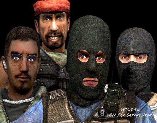 CSS Terrorists Enhanced