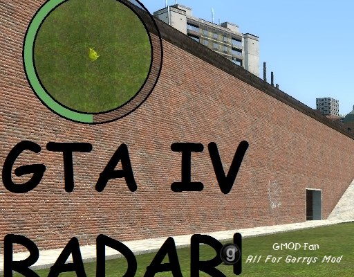 GTA IV Radar!
