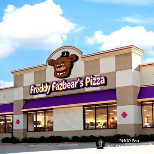 Freddy fazbears pizzaria elhouz