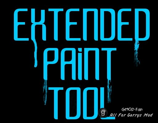 Extended Paint Tool