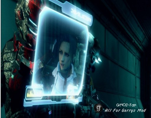 Female Dead Space 2 Security
