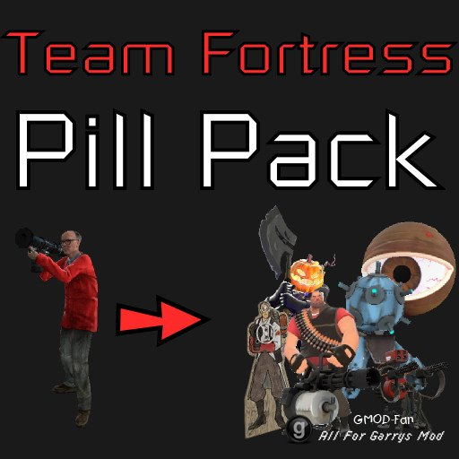 Team Fortress Pill Pack